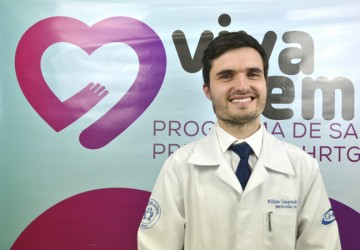Médico William Casagrande Sanches – Oncologista Clínico